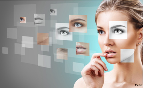 Plastic surgery procedures offer cosmetic improvement.